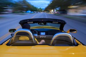 Cruising on Main Street